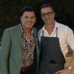 Mitch Harris and David Tutera